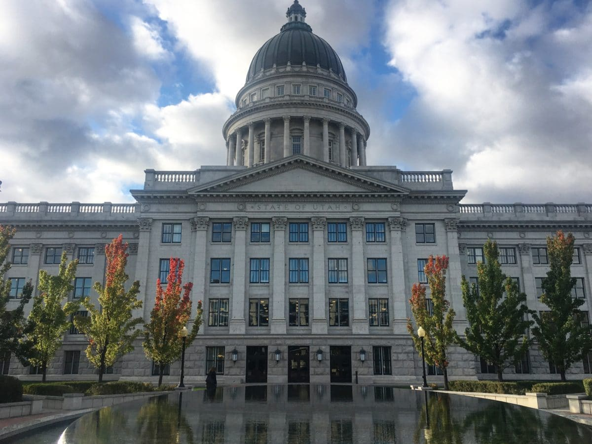 2017 Legislative Session - Better Utah on the Hill